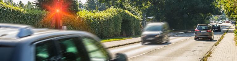 Verkehrsrecht: Geschwindigkeitsmessung durch private Dienstleister